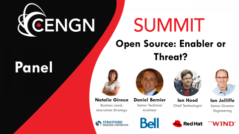 Panel Open Source Front Page