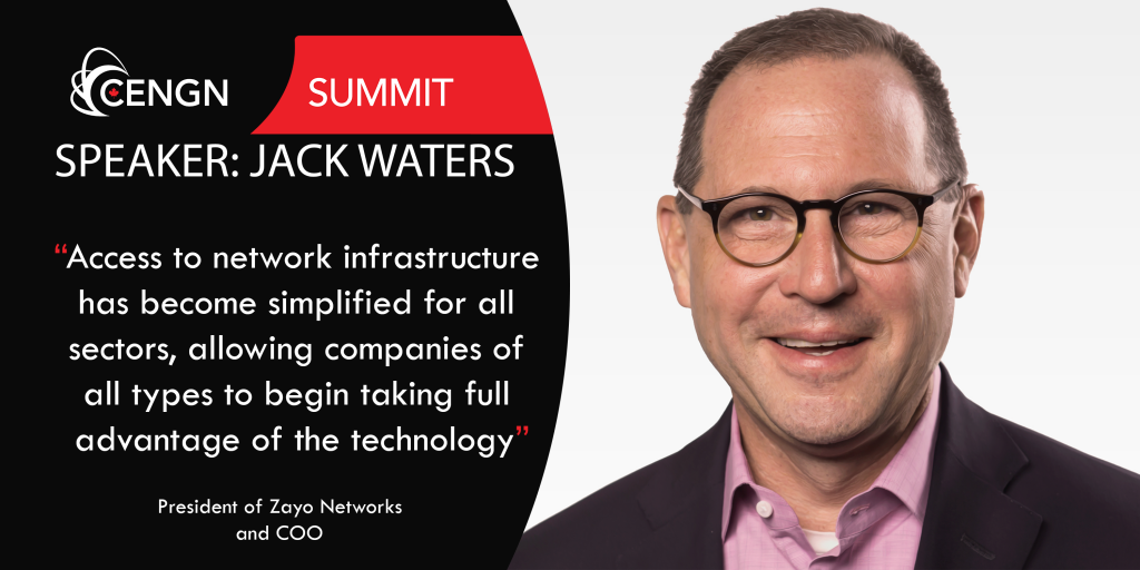 Jack Waters CENGN Summit keynote speaker