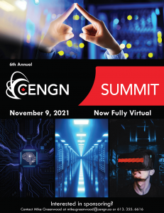 CENGN Summit 2021 - Virtual Sponsorship Package
